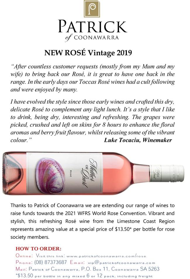 New Rose Vintage 2019